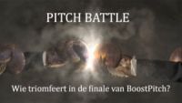Boostpitch finale