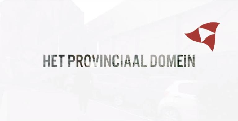 het provinciaal domein